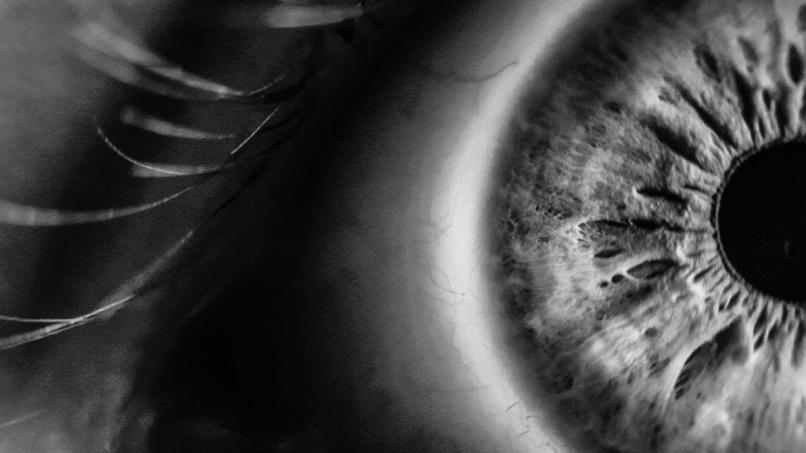 Toppbilde øye