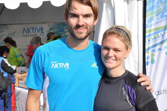 Henrik Todesen og Hanne Lise Drønen Haugland